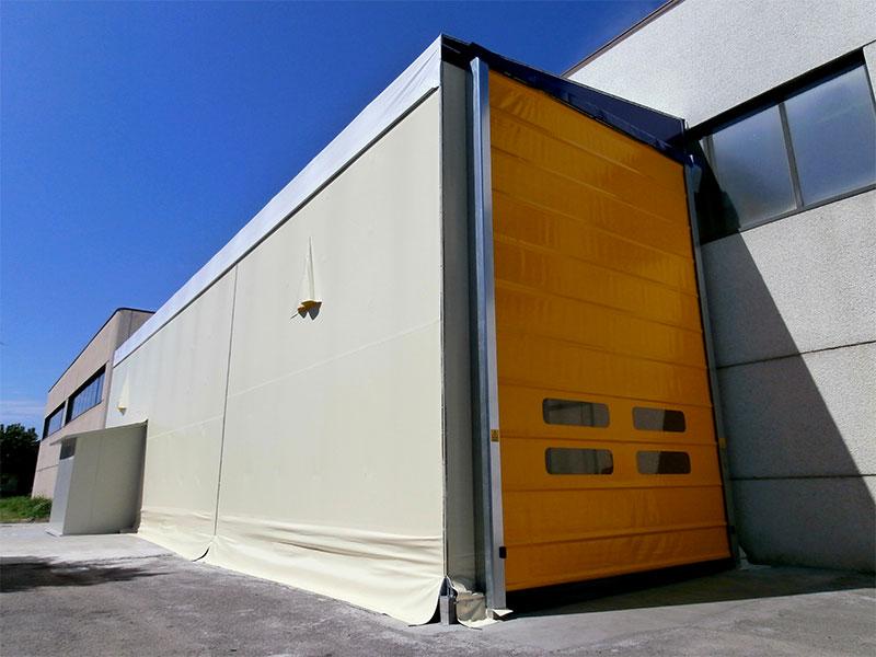 capannone mobile bologna