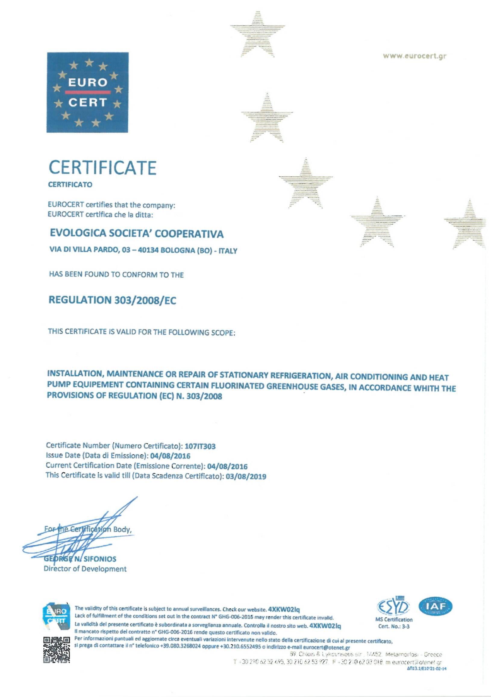 certificato-f-gas-evologica