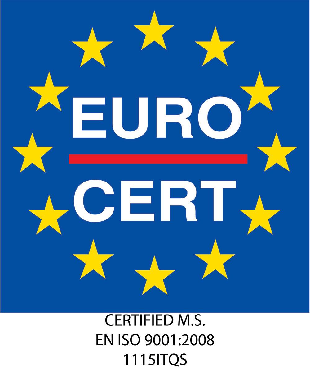 certificazione iso 9001 Evologica Consorzio Aviva chiusure industriali e impiantistica